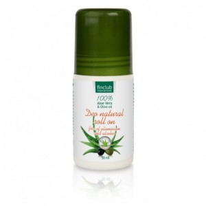 Aloe Vera Deo Natural ROLL ON Finclub
